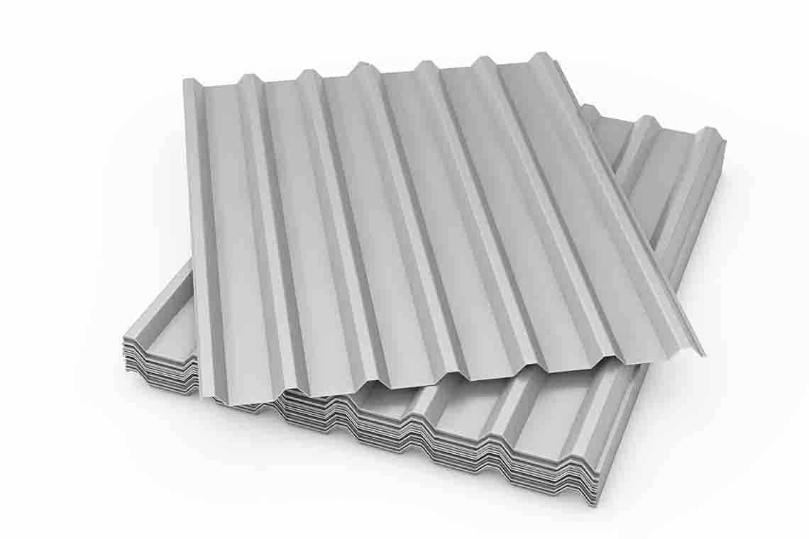 Qué es y qué tipos de lámina galvanizada existen