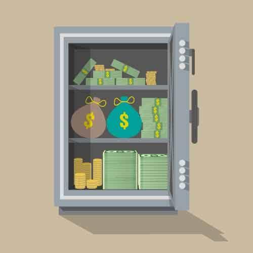 Por qué contar con una caja fuerte en el hogar es una buena opción