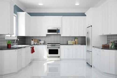 Renovar el piso de tu cocina en cuarentena