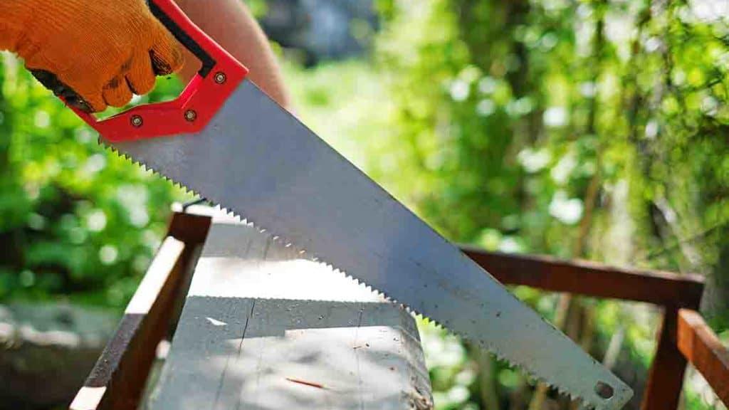 Serruchos para carpinteros que existen en el mercado