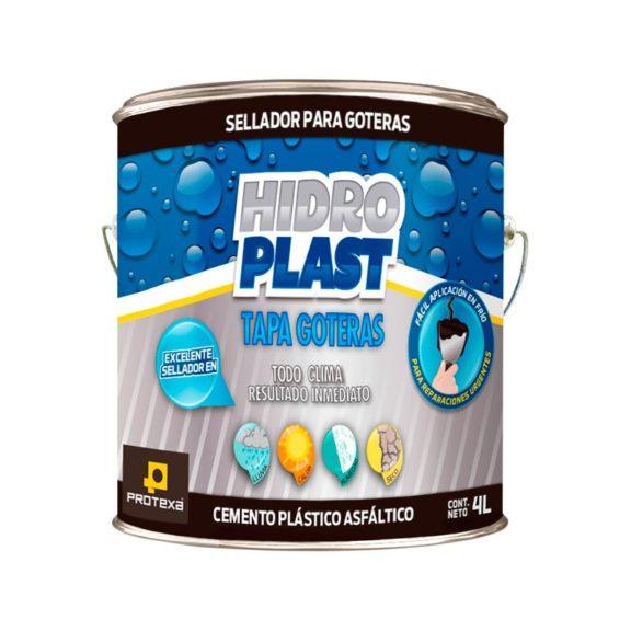 Hidroplast ideal para sellar goteras y filtraciones