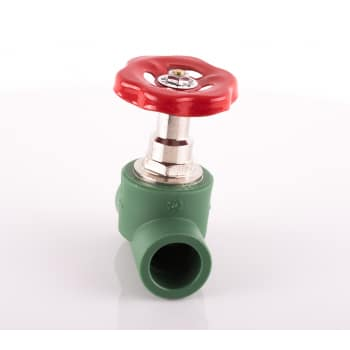 Conoces las válvulas de globo PP-R y el sistema Hydronet de Rotoplas