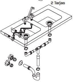 Cómo instalar tu fregadero con el kit de instalación de Coflex