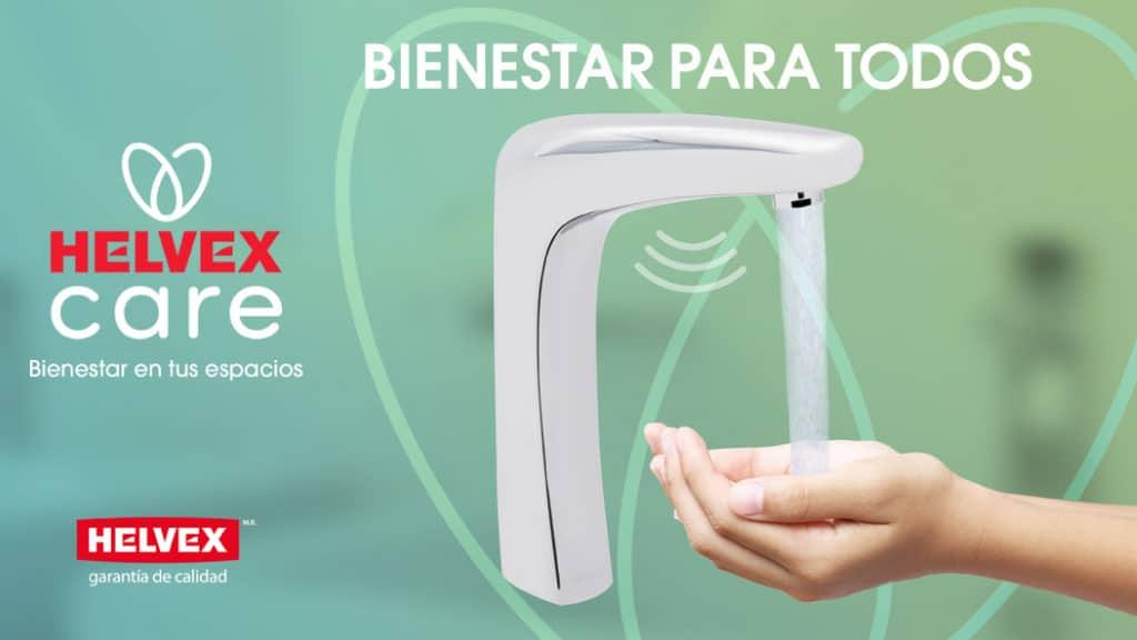 Helvex Care una línea diseñada para preservar tu salud y bienestar