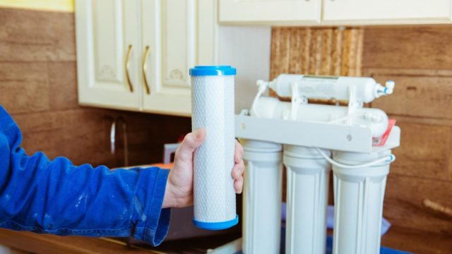 Podemos obtener agua más pura para nuestro hogar