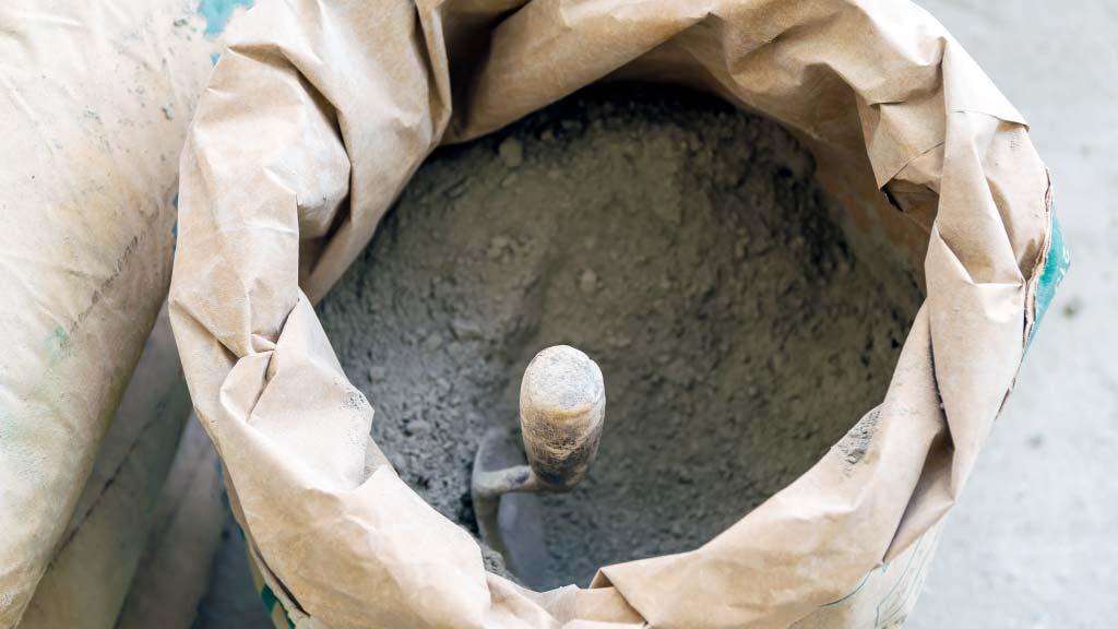 Conoces las diferencias entre el cemento mortero y concreto