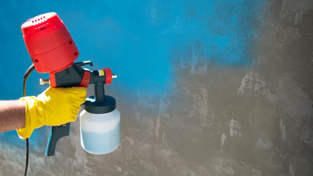 Cómo pintar tu hogar con un compresor de aire1