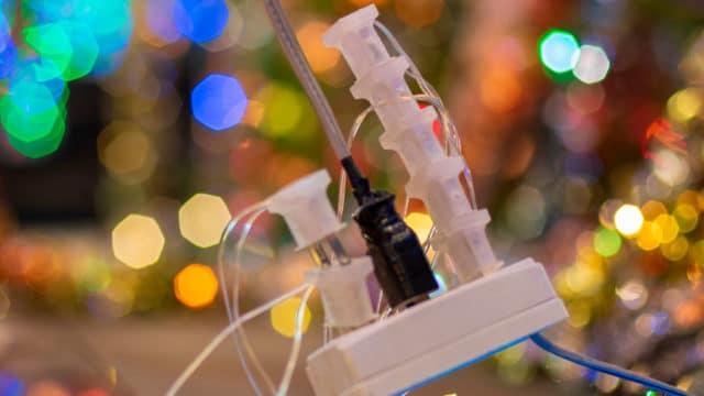 Cómo prevenir la sobrecarga eléctrica en Navidad