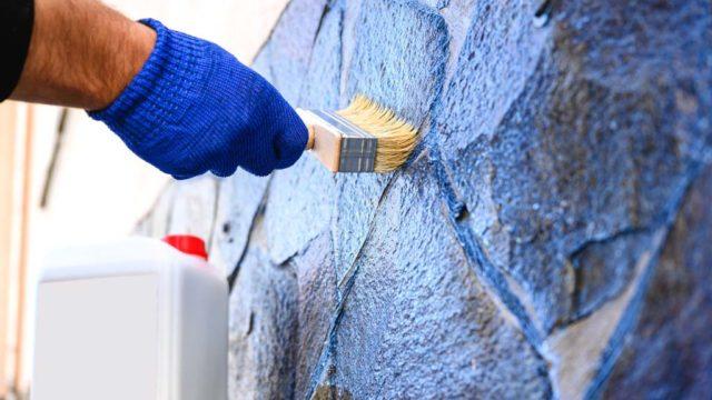 Cómo proteger una fachada de piedra contra la humedad