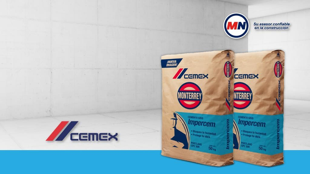 Conoces las recomendaciones para el uso del Cemento Impercem de Cemex