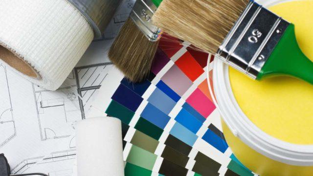 Cuáles son las mejores herramientas para pintar tu hogar