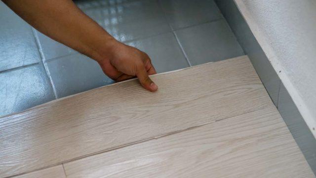 Es posible instalar un piso sobre piso