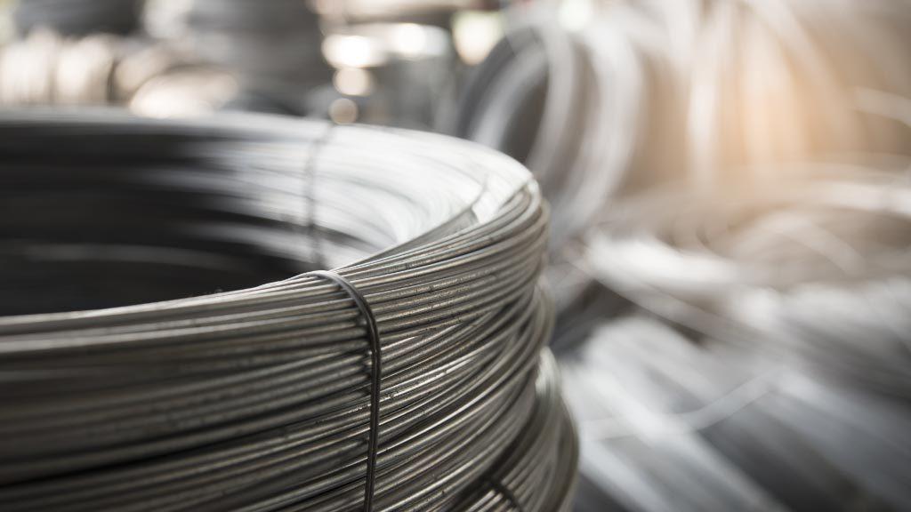 Conoces las ventajas y los usos del alambre en la construccion