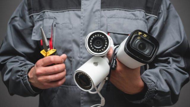 Sabes cómo instalar cámaras de circuito cerrado