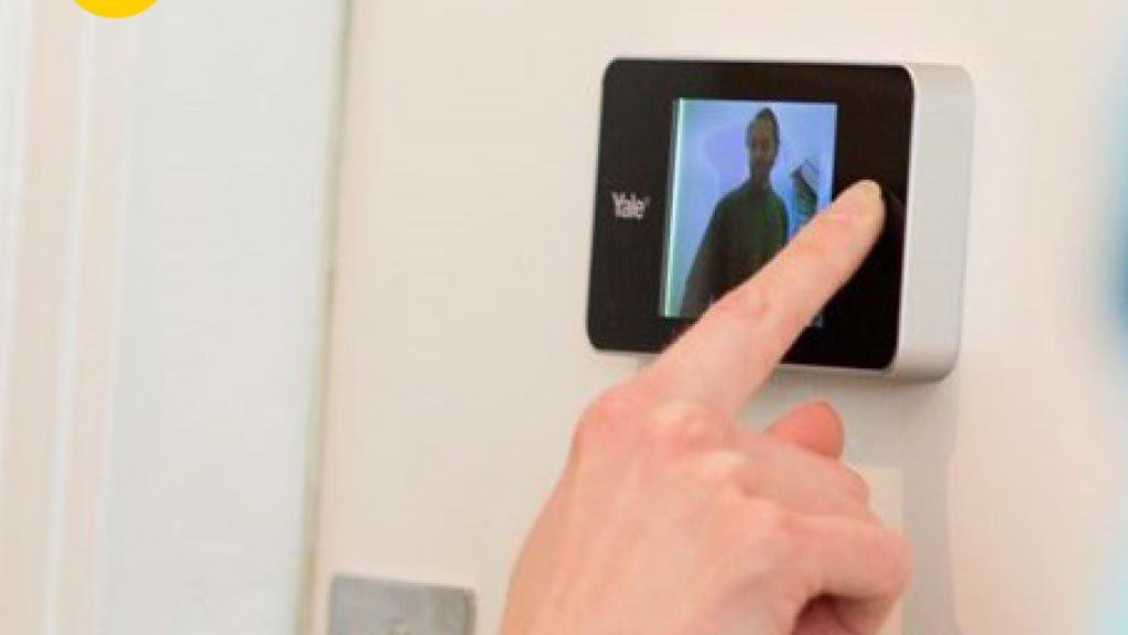 Ventajas de contar con una mirilla digital de seguridad