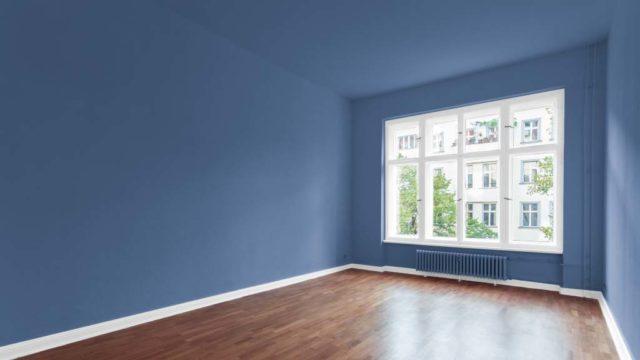 Pintura de acabado mate o satinada para tu hogar