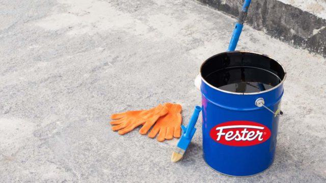 Conoces el Sistema de impermeabilizacion asfaltico base solvente