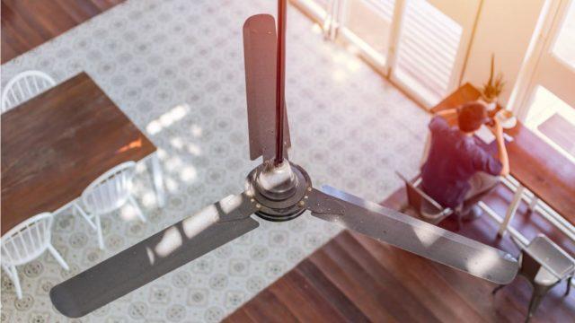 Que hacer si tu ventilador de techo no mueve aire suficiente2