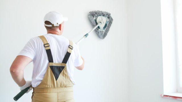 Como aplicar correctamente una pintura lavable2
