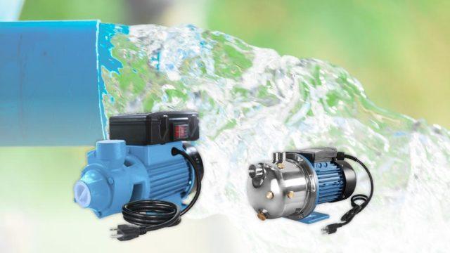 Como seleccionar la bomba de agua ideal para tu hogar