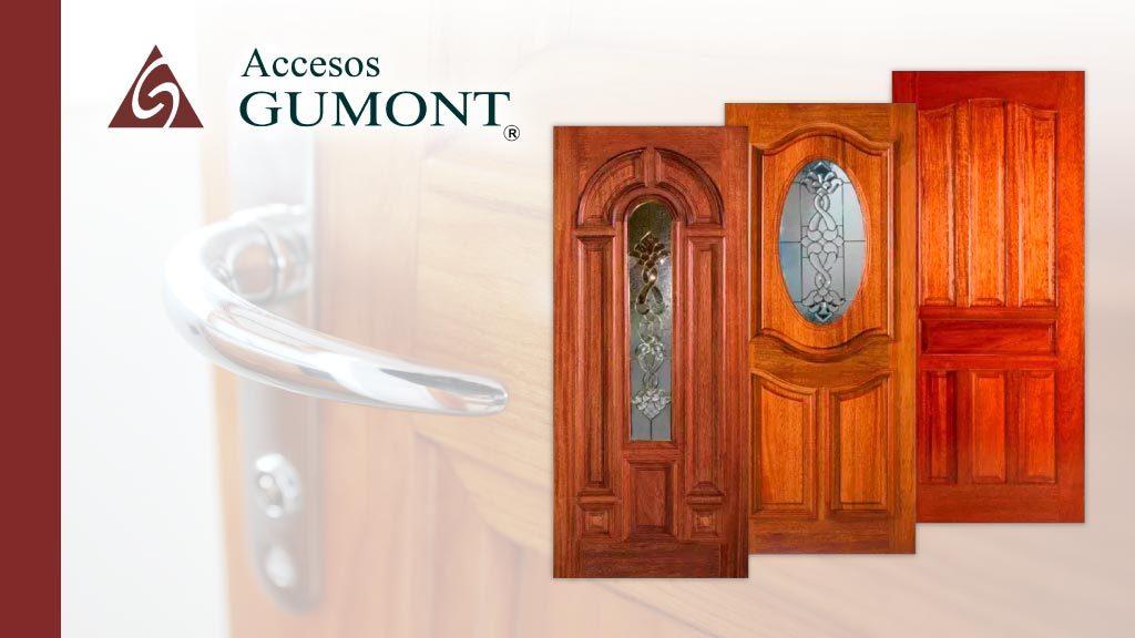 Sabes que accesorios necesitas para complementar tu puerta de caoba