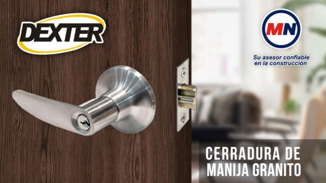Tipos de cerraduras Dexter para tu hogar1