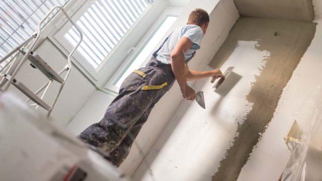 Sabes como reparar las fisuras y grietas de las paredes de tu hogar con yeso1